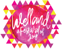 Welland: A Festival of Joy Logo